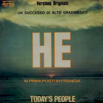 Today's People - He